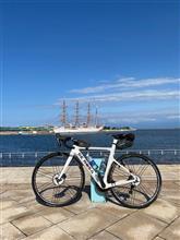 今年2度目の富山湾岸サイクリング DEROSA