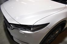 着実に進化を続ける大人気SUV!マツダ・CX-5のガラスコーティング【リボルト長野】