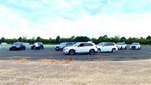 BMWXシリーズのカーミーティング?