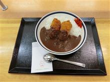 北陸道下り黒埼PA クリコロカレー770円