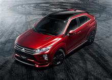 Mitsubishi Eclipse Cross SPORT / OUTDOOR : Brasil ・・・・