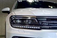 2019年VWで一番売れたクルマ フォルクスワーゲン ティグアンのガラスコーティング【リボルト高崎】