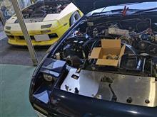 燃料タンクの中が錆と添加剤のカスみたいなので酷いことになっていたFC3Sのインジェクター