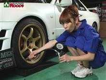 小学校・理科レベル 寒くなってきました! タイヤのエアーチェックを!