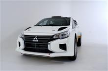 Team Ralliart New Zealand's 2020 Mitsubishi Mirage Rally Machine : New Zealand ・・・・