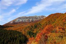 紅葉の蒜山大山ロングツーリング