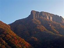 10月31日 荒船山登山