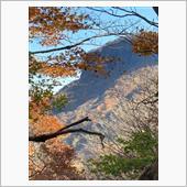 10月31日② 荒船山から生 ...