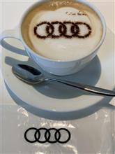 【チャリンコ通信】Audi Delight Cafeに行ってきました。
