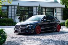 Mercedes-Benz A-Class(W177)用StyleKitのご紹介♪