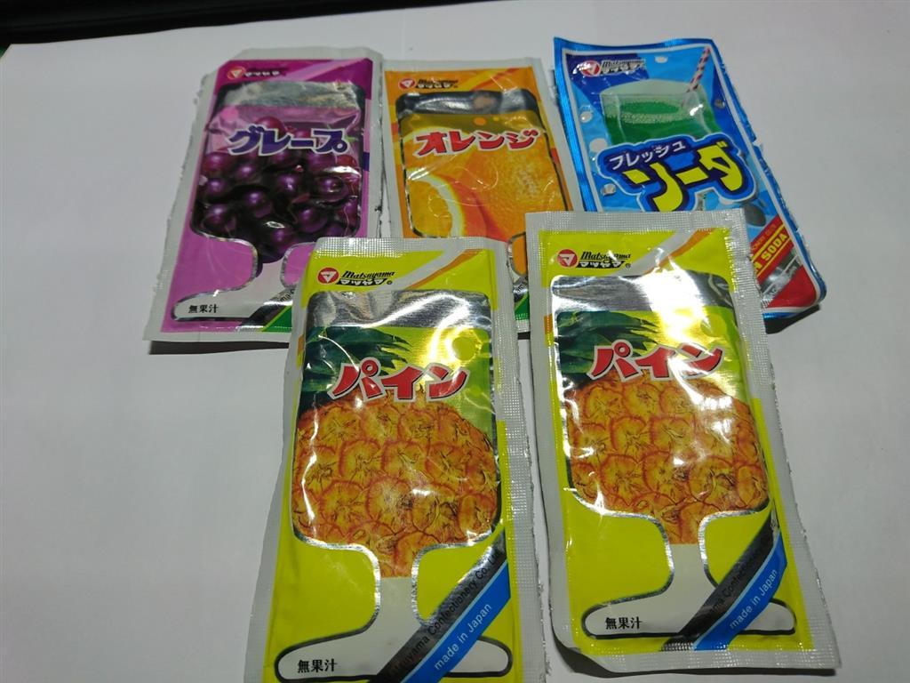 ジュース 粉末 粉ジュースの美味しい飲み方は?昭和からある人気駄菓子を楽しむ!