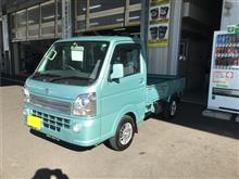 DA16型キャリイKX納車!
