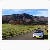 晩秋の栗駒山ドライブ
