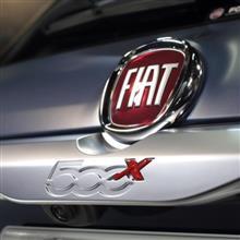 マットカラーな限定車!!『FIAT 500X』(^-^) お得なキャンペーン実施中!!