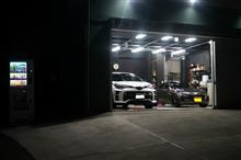 ys special ver.2 施工済み VW GOLF GTEの方が!