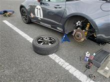 【リハビリ走①】VITA祭の中富士レーシングコース走行