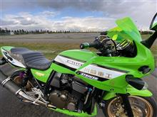気温2度でバイクに乗るんかーい (笑)