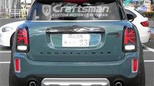 ★Craftsman Originals★ MINI F60ユニオンジャックテールランプ