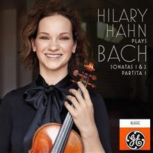 ヒラリー・ハーン 無伴奏バイオリンのためのソナタ&パルティータ