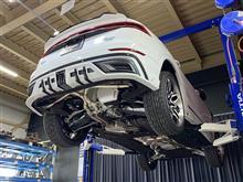ROWEN Exhaust事業部ではワンオフマフラー製作受付中です♪