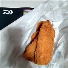 秋刀魚のフライ
