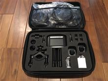 到着!車載カメラ&GPSシステム「M&Scam dualstresm」