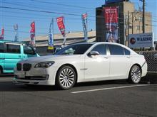 今年最後のご褒美...BMW7AHV+MINI R53 エンジンオイル+エレメント交換 4CT-S