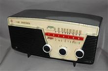 東芝 真空管ラジオ かなりやUS 5AD-175