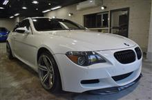 「V10エンジン搭載で豪快に駆け抜ける!」BMW・M6のガラスコーティング【リボルト宮崎】