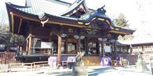 熊谷市妻沼 聖天山