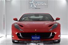 【新車以上の煌めきへ】Ferrari812