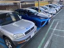 電気自動車が増えてきた!