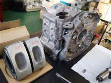 ロータリーエンジンのローター重量