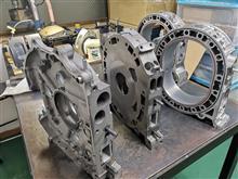 RX-8のエンジンオーバーホール