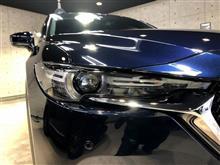 すべてのお客さまを笑顔にするSUV マツダ CX-5のガラスコーティング【リボルト高崎】