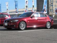 これもメンテナンス BMW E90 ブレーキパッド交換 ディクセルタイプM