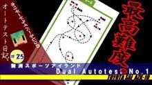 動画投稿しました♪【Dual Autotest No.1】