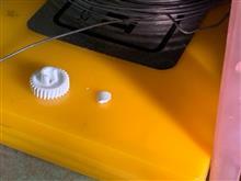 JB23  10型の電動格納ドアミラーの修理