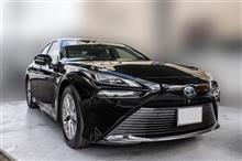 新車情報⭐「好き」からはじまる未来。「トヨタ 新型MIRAI」発売🎵