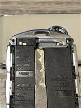 リモコンキーの電池交換練習