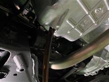 新車のHA36Sにロイヤルパープル+SOD-1!