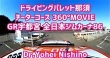 ドライビングパレット那須チーターコース360MOVIE