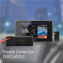 新型レーザー式オービス対応 スマートセパレートモデル ZERO609LS 発売