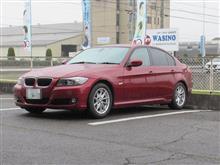 トータルアライメント調整 BMW E90 ビルシュタインB4ショック