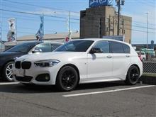 メンテナンスは大事...BMW F20 118d エンジンオイル+エレメント交換 ワコーズ4CT-S