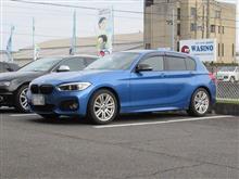 着々と...BMW F20 レースチップRS+K&Nリプレスフィルター