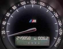 Z4M Roadster 25万キロ そろそろ限界かも...