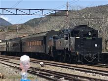 珍しい蒸気機関車のバック運転はイイね! 汽車でGO! 新金谷駅〜家山駅間 大井川鐵道編