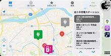 フォルクスワーゲンの充電ステーション検索アプリ「EasyEV」が、Apple CarPlayに対応