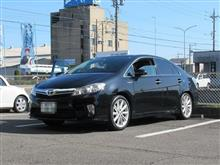 【AUTOWAY】トヨタ SAI 持ち込みタイヤ交換 MAXIMUS-M1 215/45R18